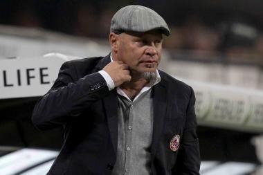 T.Danilevičiaus klubas atsisveikino su treneriu