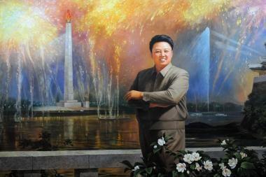 Šiaurės Korėjos lyderis perrinktas valdančiosios partijos generaliniu sekretoriumi