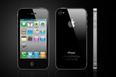 """Ar """"iPhone 4"""" geriausias? Trijų sumaniausių telefonų testas"""