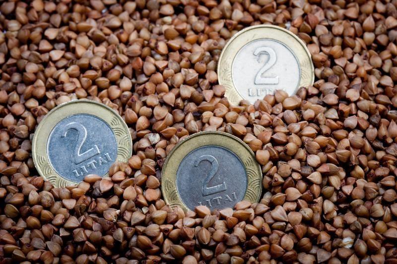 Grikių derlius Lietuvoje šiemet bus perpus mažesnis