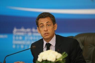 Prancūzijos prezidentas N.Sarkozy gavo rinkėjų antausį
