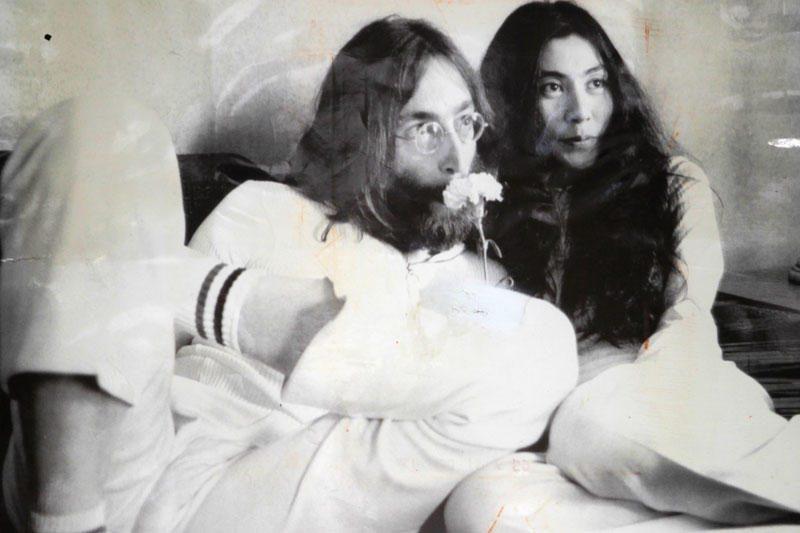 """J. Lennono našlė Y. Ono įteiks """"Pussy Riot"""" taikos apdovanojimą"""