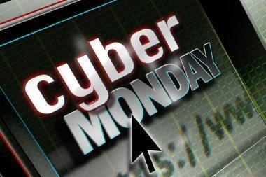 JAV kibernetinis pirmadienis: elektroninė parduotuvė
