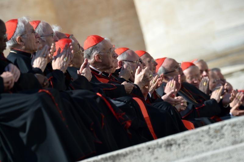 Anglijos Bažnyčios vadovas nedalyvaus popiežiaus inauguracijoje