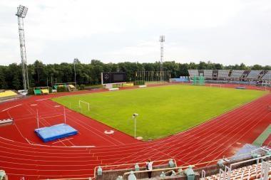 Stadiono remontui skirti papildomi 2 mln. litų