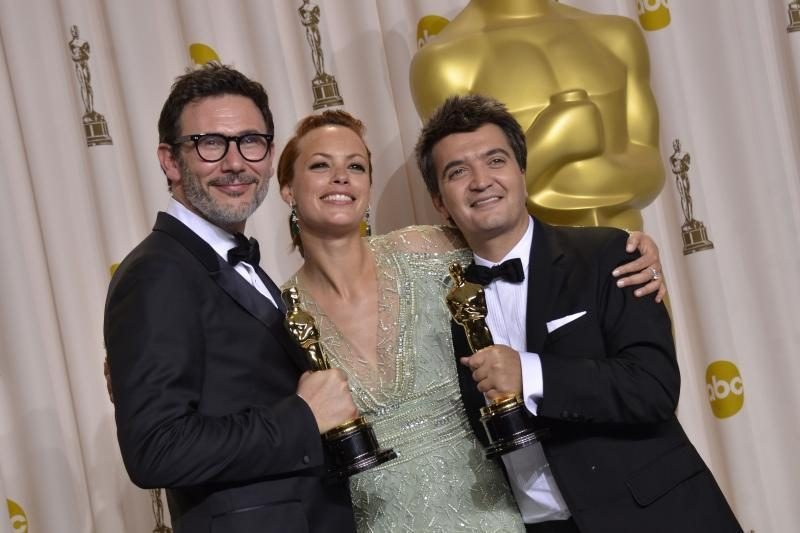"""Geriausio filmo """"Oskaras"""" – nebyliajai juostai """"Artistas"""""""