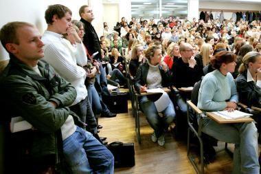 Vilniuje tęsiamos mokslo premijų laureatų paskaitos visuomenei