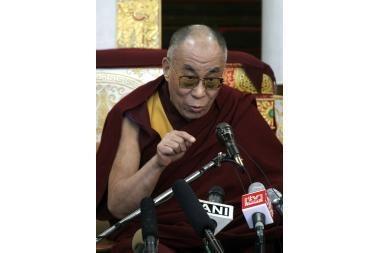 Tibetiečiai pasirinko aukso vidurį