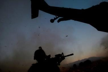 Afganistane per saugumo pajėgų operacijas nukauta apie 40 kovotojų