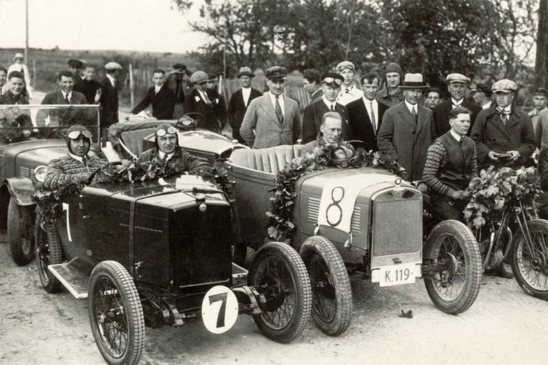 Šiemet Lietuvos automobilių sportui sukanka 80 metų