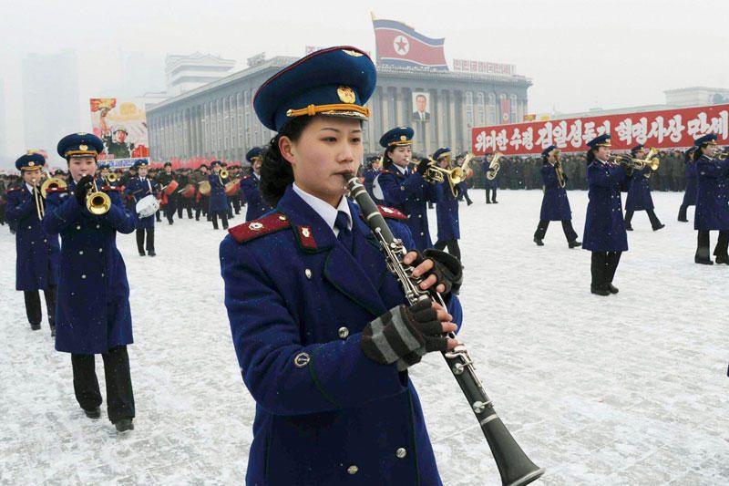 JAV nepatvirtina gandų apie Šiaurės Korėjos lyderio mirtį