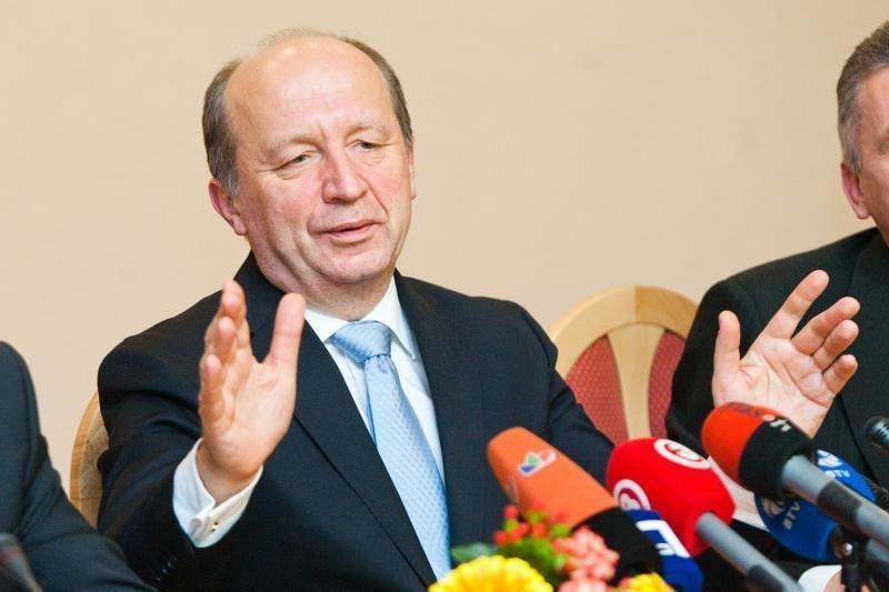 A.Kubilius: mes aiškiai stovime Vokietijos pusėje