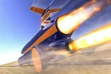 Britai sieks greičio rekordo