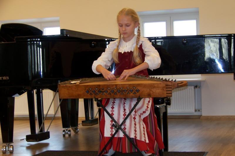 Klaipėdoje surengtas liaudies instrumentų pedagogų seminaras