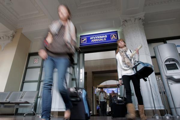 Vilniaus oro uostas: nusileido dar keli lėktuvai
