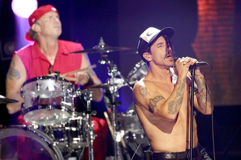 """Red Hot Chili Peppers"": paskutinis šansas roko grandus pamatyti Kaune"