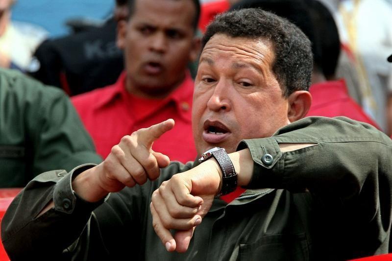 Venesuelos viceprezidentas: pasiligojusio H. Chavezo būklė gerėja