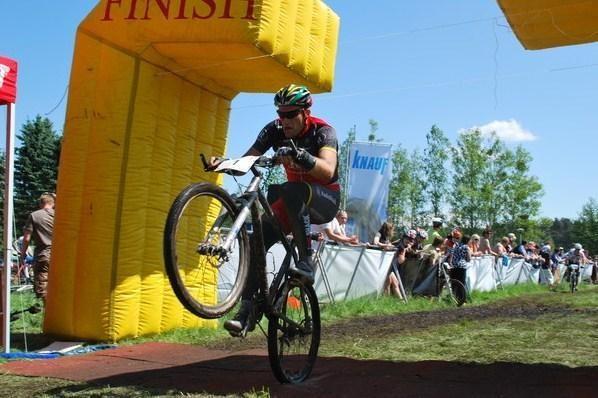 T.Vaitkus: kalnų dviračių maratone svarbu dalyvauti, o ne laimėti