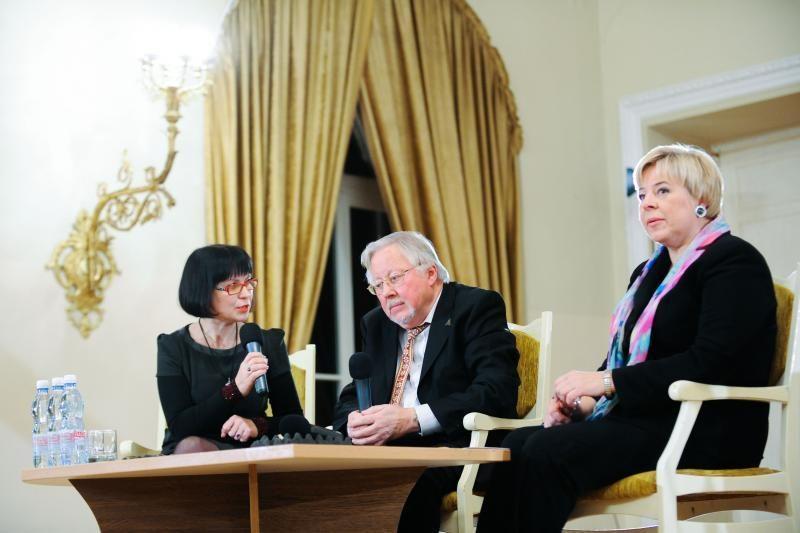 Politikas V. Landsbergis prisiminė savo ankstesnę profesiją
