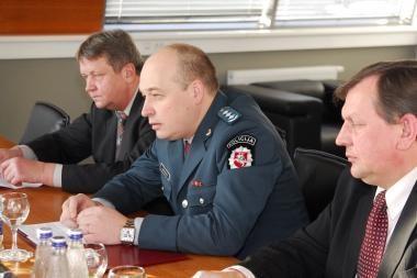 K.Lančinskas: kovoti su kontrabandinėmis prekėmis trukdo įstatymų spragos