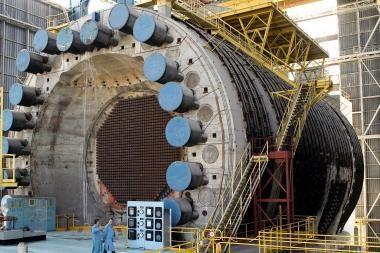 Rusija įkūrė pirmąjį pasaulyje branduolinio kuro banką