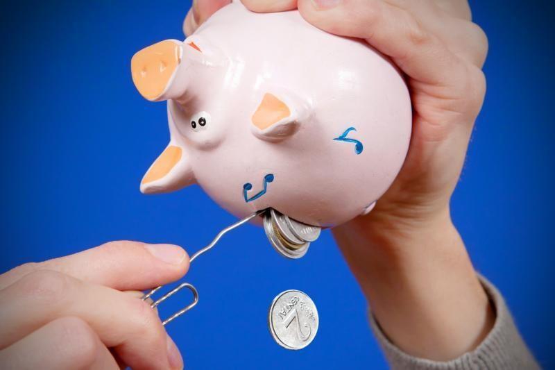 Lietuvos bankas tiria greitųjų kreditų bendrovių veiklą