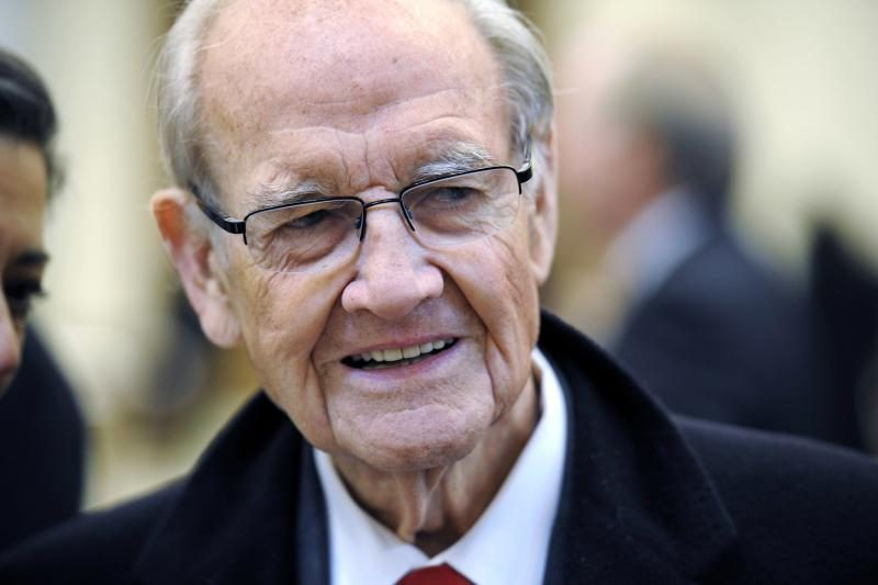 Mirė buvęs kandidatas į JAV prezidentus G. McGovernas