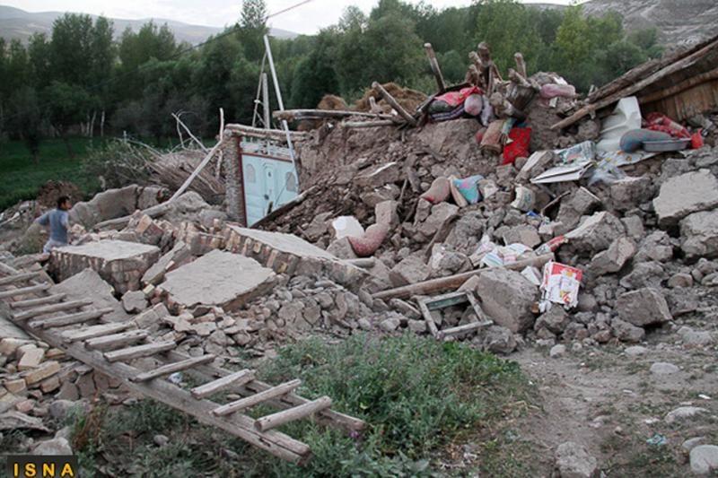 Prie Indonezijos įvyko 6,3 balo žemės drebėjimas