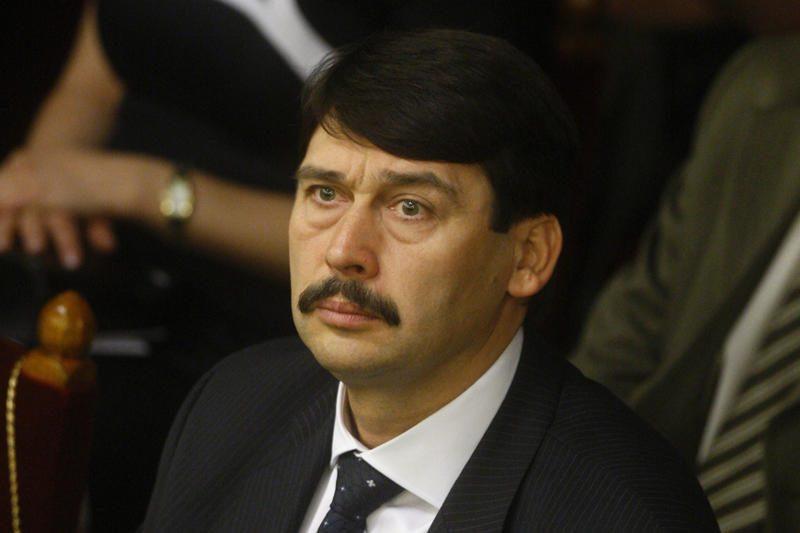 Naujuoju Vengrijos prezidentu patvirtintas Janosas Aderas