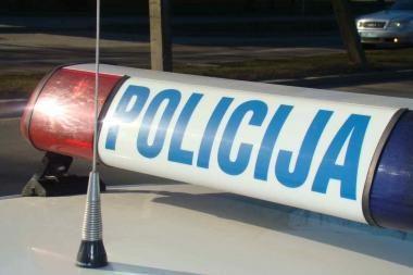 Policija: per tris paras - 2568 eismo dalyvių pažeidimai
