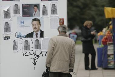 Baltarusijos parlamento rinkimus stebės 23 lietuviai