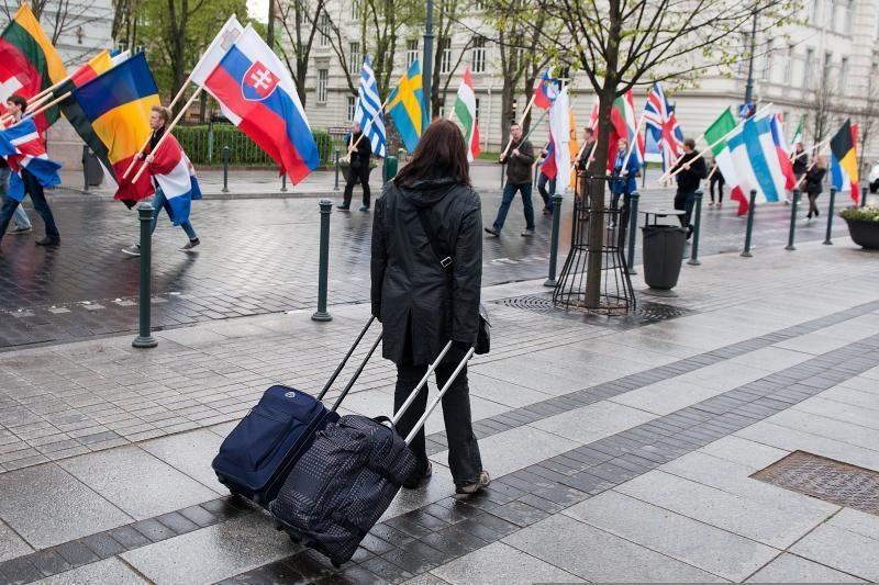 Išeivijos atstovė: dėl dvigubos pilietybės reikės referendumo