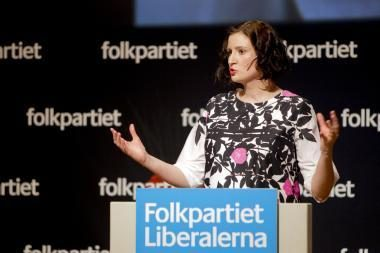 Vilniuje viešinti Švedijos ES reikalų ministrė norėtų dalyvauti gėjų eitynėse
