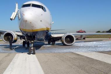 Egipto lėktuvo įgula užkirto kelią mėginimui pagrobti orlaivį