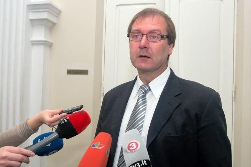 V.Uspaskichas: frakcija neranda bendros kalbos su kitais Vilniaus valdančiaisiais