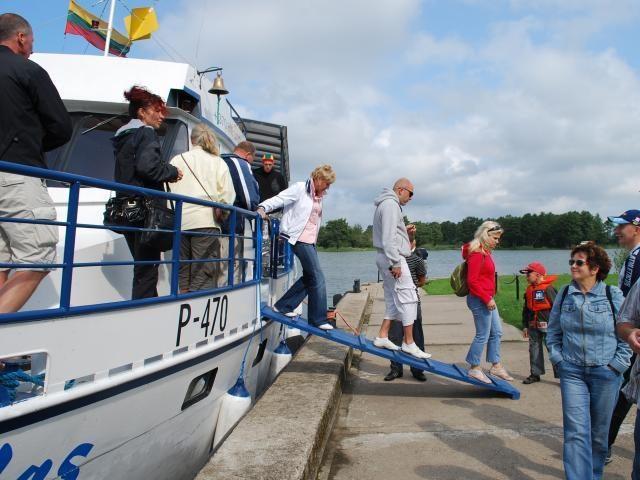 Lietuvai būtina pritraukti kinų turistus, sako Turizmo departamento vadovė
