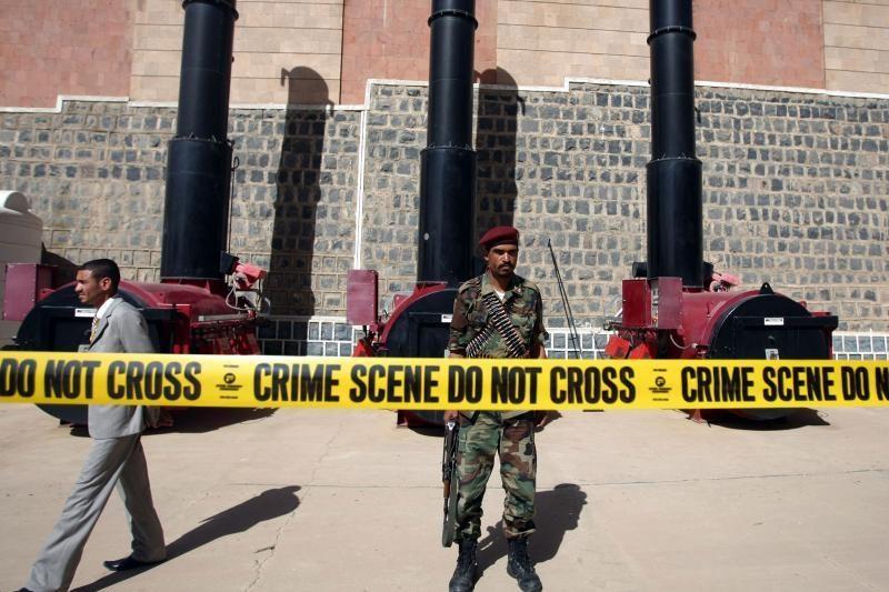 Jemeno gvardija vėl tapo mirtininko sprogdintojo taikiniu