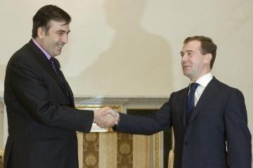 Gruzija siūlo Maskvai susitarimą dėl Abchazijos