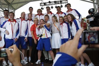Britų rinktinėje – sportininkų tik trečdalis