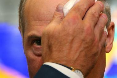 A.Lukašenka: Minskas apsieis be Rusijos rinkimų pripažinimo