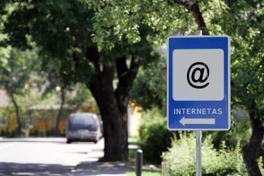 Su aplinkosauga susijusi informacija ir paslaugos – internete
