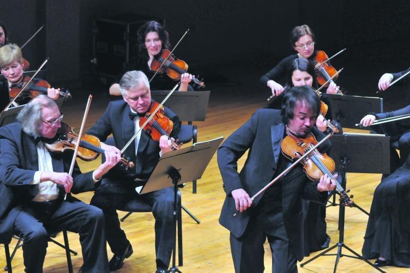 """Festivalio """"Salve Musica"""" koncertas atskleis virtuoziškumo žavesį"""