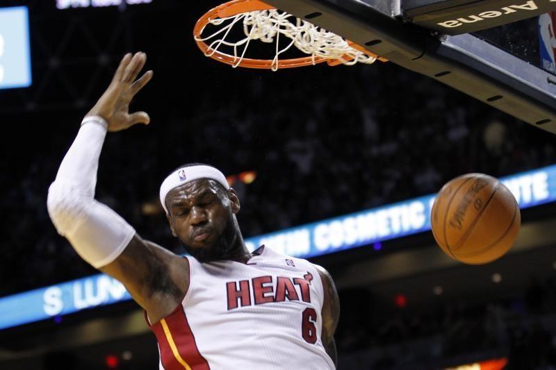 L.Jamesas 7-asis NBA krepšininkas pripažintas gerausiu planetos atletu