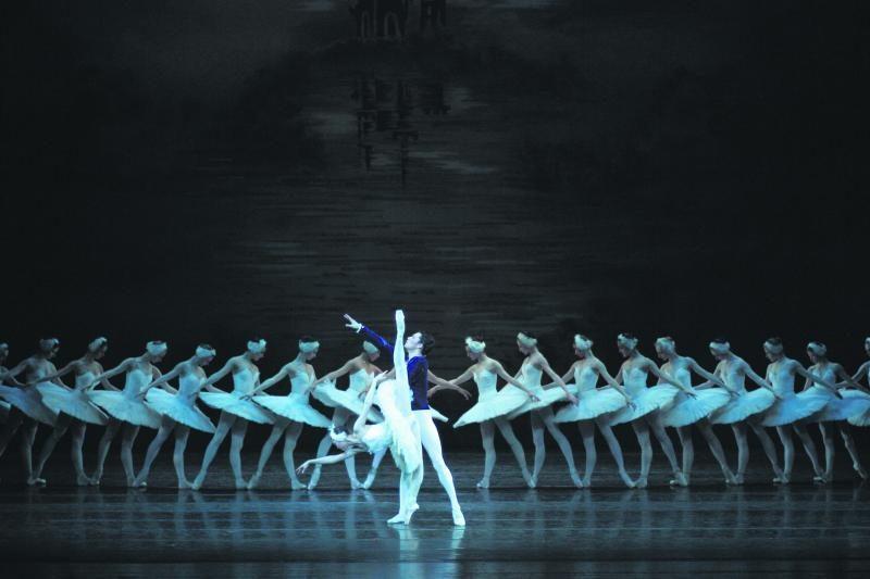 """Maskvos miesto baletas Klaipėdoje šoks """"Gulbių ežerą"""""""