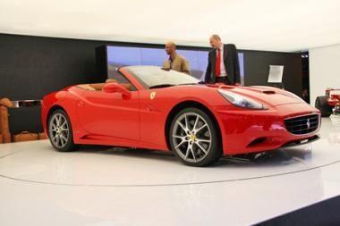 """""""Ferrari California"""