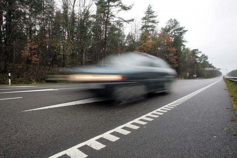Vilkaviškio rajone per avariją žuvo jaunuolis