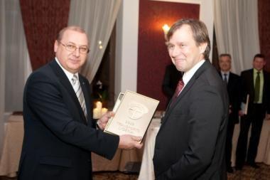 """Apdovanoti """"Lietuvos transporto lyderių 2009"""" išradingiausi"""