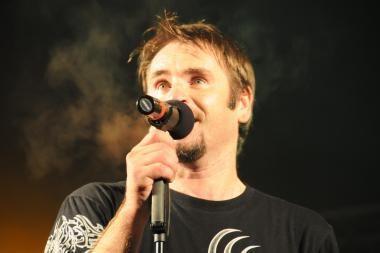 M.Mikutavičius ir J.Lapatinskas įrašė sarkastišką kalėdinę dainą
