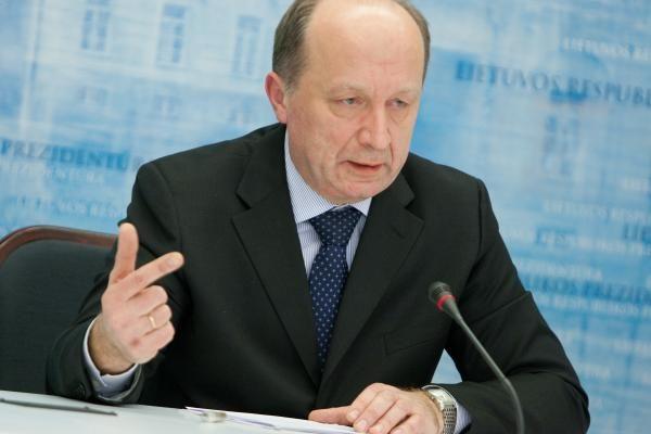 A.Kubilius: Lietuvos mokesčių sistemai trūksta teisingumo