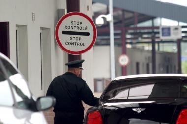 Į Lietuvą neįleisti septyni vizų neturėję užsieniečiai